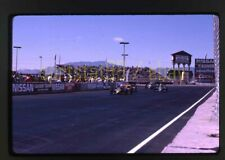 1984 Caesars Palace Super Vee - Race Scene - Vintage 35mm Race Slide
