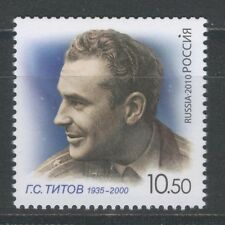 2010. Russia. The 75th anniv. of birth of German Titov. Stamp. MNH