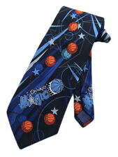 NEW ORLANDO MAGIC NECKTIE NECK TIE BASKETBALL NBA