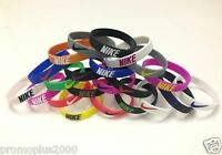 Nike Sport Baller Band Silicone Rubber Bracelet Wristband - Buy 3 Get 2 Free !!