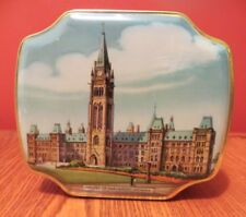 Vintage Tin Landmarks of Canada Horner Changing of the Guard Mountie Stratford