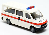 Wiking 10902 Mercedes MB Sprinter Bus Polizei Schweiz Kantonspolizei - 1:87 H0
