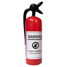 Inflatable Fire Extinguisher Blow Up Fire Man Woman Fancy Dress Photo Booth Prop