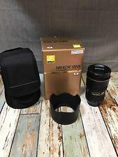 Nikon AF-S Nikkor 24-70mm f/2.8 G ED Autofocus Lens