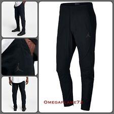 Nike Jordan Lifestyle Jumpman Tech WOVEN PANT Pantalon Sz M 860362-010 Icône ailes