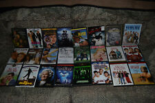 Lot #17 Dvd Movies Various(M)Titles($3.95 1st,$1.00 after(reduced rate Per Lot)