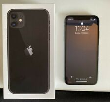 Apple iPhone 11 - 64GB - Black (Unlocked) A2221 - Excellent condition