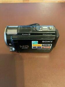 Sony HDR-CX560V High Definition Handycam Camcorder