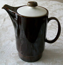 1960-1979 Poole Pottery Coffee Pots