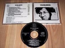 VOLKER KARIS CD - JOURNAL / MOOD RECORDS NEUF