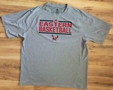 Adidas Mens Eastern Washington Eagles Basketball Team Practice Shooting Shirt Xl