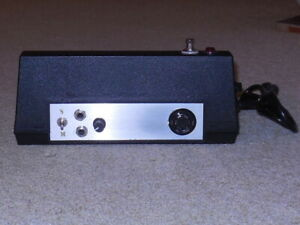 122 leslie combo preamp,custom made in USA,tested,guaranteed,plug and play unit