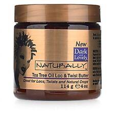 Dark and Lovely - Tea tree Oil Loc & Twist Butter 4oz - *3 LEFT* *BNIB*