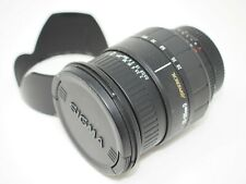 Sigma 28-105mm F2.8-4 Zoom lens for Nikon AF