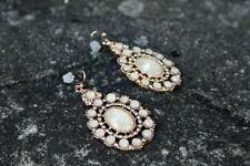 Women's Elegant Earrings, Gypsy Style Earrings, Gift