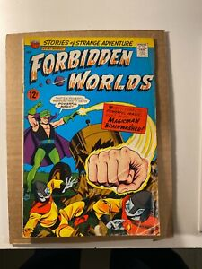 Forbidden Worlds #137 Silver Age ACG Horror/Sci-Fi! I Combine Shipping!