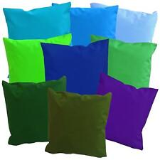 PL-Oxford 600D Canvas Outdoor WaterProof Pillow Case/Cushion Cover Custom Size