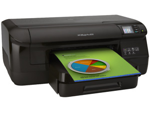 HP Officejet Pro 8100 Wireless Duplex Color Inkjet Printer  Tested Good With Ink