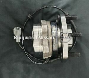 NISSAN  NAVARA D40T Thai Built FRONT HUB ASSY WITH ABS KHA4294