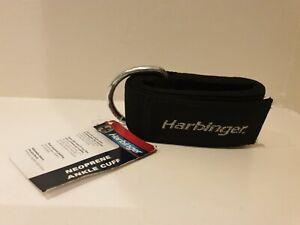 Harbinger Black Neoprene Ankle Cuff