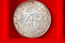 1906 Shilling - Very High Grade