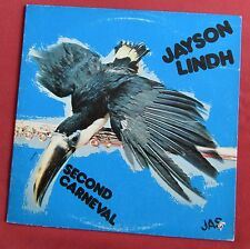 JAYSON LINDH  LP ORIG US  SECOND CARNEVAL
