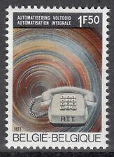 Belgique / Belgien Nr. 1624** Automatisierung des Telefonnetzes