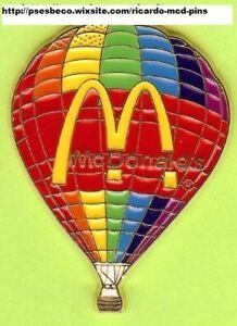 McDonald´s Montgolfière Multicolore