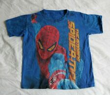Marvel Spiderman T-Shirt, age 7 - 8 years
