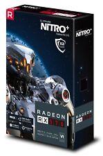 Sapphire Nitro+ Radeon RX 570 8GB GDDR5 Overclock Used Graphics Card