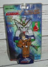 Gundam Wing Mobile Suit Microphone