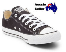 NEW Converse Adult Mens Womens Unisex Chuck Taylor AllStar Lo Black/White M9166C