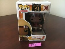NEW!!! FUNKO POP! 38 MICHONNE THE WALKING DEAD MICHONNE #38 FP-39