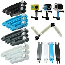 Nylon Extension Arm Pole Mount Set Kit Accessory for Gopro 4 3+ 3 2 SJCAM SJ4000