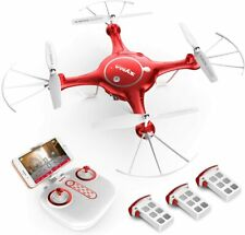 Syma Camera Drone Headless Helicopter Hot Pink *Brand New*