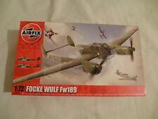 Airfix 1:72 Focke Wulf Fw189