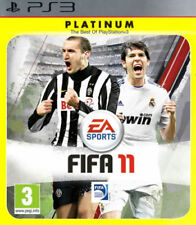 FIFA 11 PS3 SONY PLAYSTATION 3 NUOVO SIGILLATO ITALIANO WE ARE 11 PLATINUM