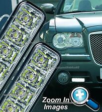 Ring BRL0397 Aurora Car Van Motorhome LED Daytime Day Running Light Lamps Pair