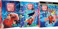 Ralph Breaks The Internet - 4K, Blu-ray, DVD Slip Case Edition (2019) / Pick one