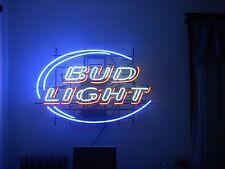"""New Bud Light Beer Neon Sign 19""""x15"""""""