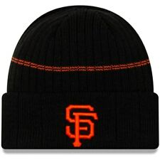 New Era MLB San Francisco Giants Cuff Sport Knit Beanie Fleece Lined Winter Hat