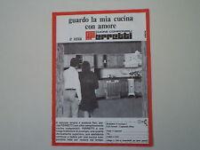 advertising pubblicit 1970 cucine ferretti
