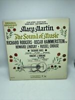 Mary Martin In The Sound Of Music Vinyl LP Original Broadway Cast 1959 Columbia