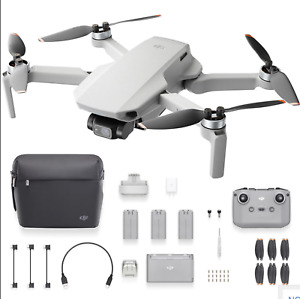 DJI Mini 2 Mavic Mini 2 Fly More 4K Portable Drone RC Helicopter Professional