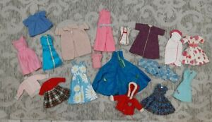 Vintage 1960s  Tammy, Littlechap Doll Clone Clothing Lot