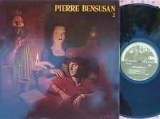 Pierre Bensusan 2 ORIG US LP NM '79 Rounder 3037 French Folk Blues Jazz