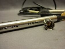 """General Radio 1962-9610 1/2"""" Condenser Microphone With 1560-P42 Preamplifier"""