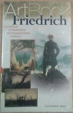 ARTBOOK FRIEDRICH - RAFFAELLA RUSSO - LEONARDO ARTE - 1999 - M
