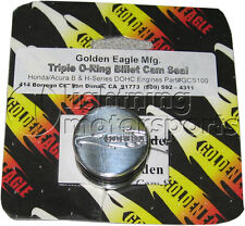 Golden Eagle GCS100 Honda Acura B H Series Cam Seal POLISHED B16 B18 B20 H22