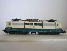 Minitrix N 2068 Elektro Lok BR 151 073-4 DB grün/beige (RG/AE/55L36)
